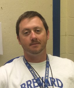 Coach John Stokes is proud to be a Blue Devil!